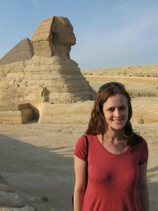 Me & the Great Sphinx