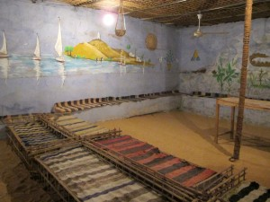 Inside a Nubian home