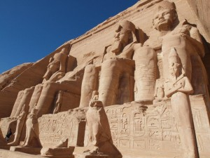 Great Temple of Ramesse II, Abu Simbel. Photo/K.Segedin