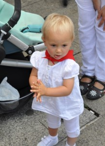 Young & Old Celebrate San Fermin